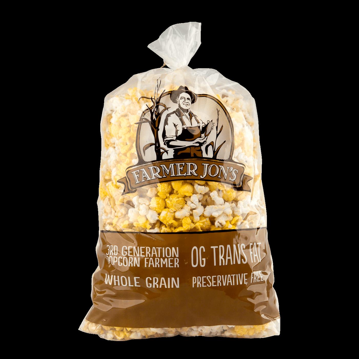 Farmer Jon's 3 Way Popped Popcorn - Large Size