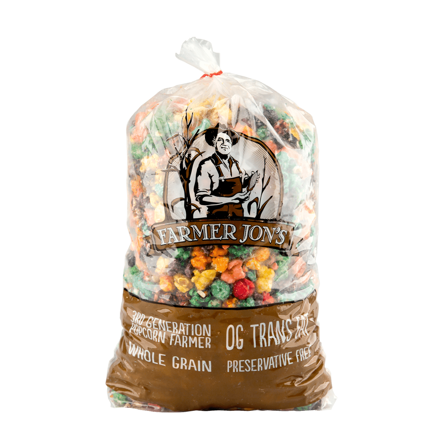 Farmer Jon's Rainbow Popped Popcorn