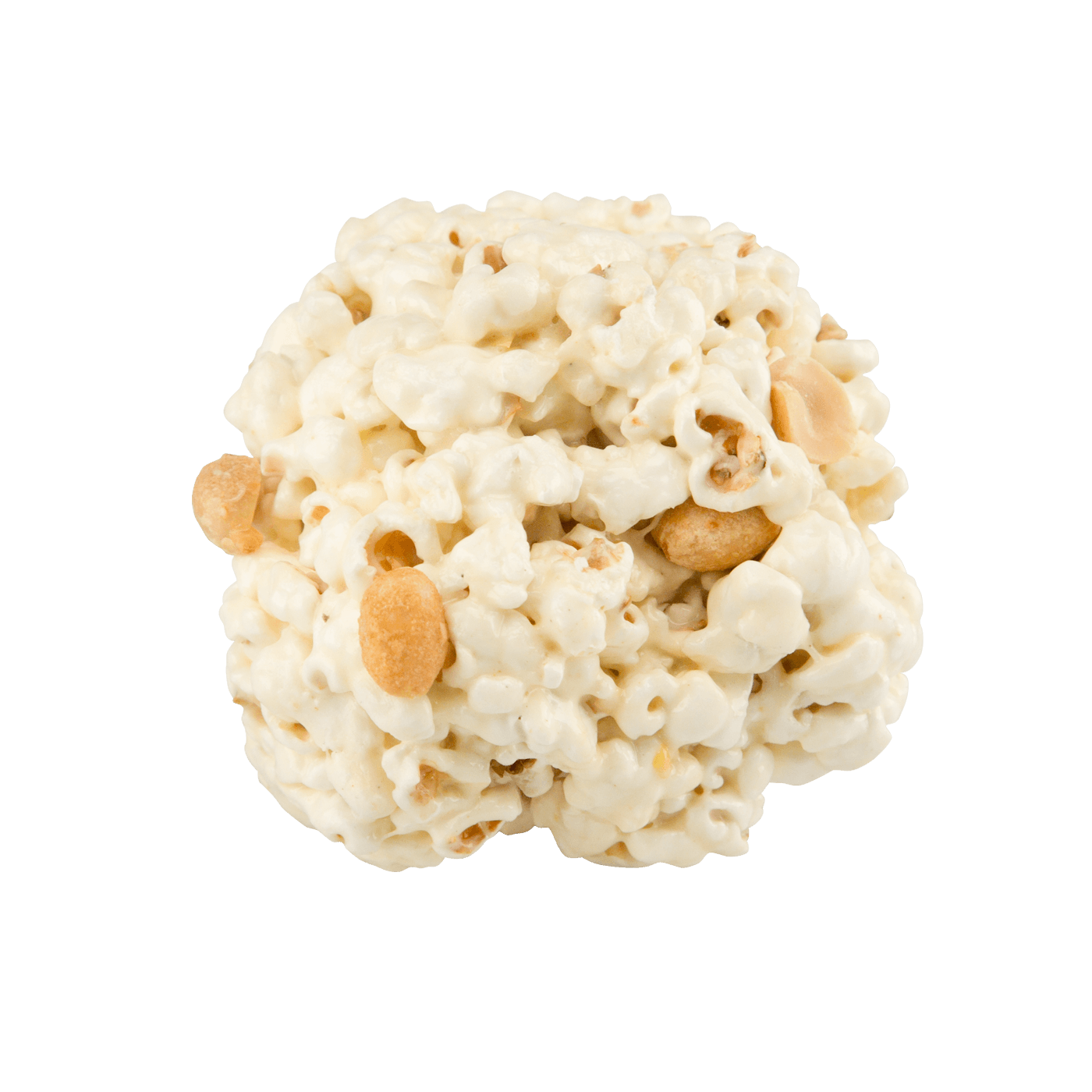 Farmer Jon's Popcorn Balls with Salted Peanuts