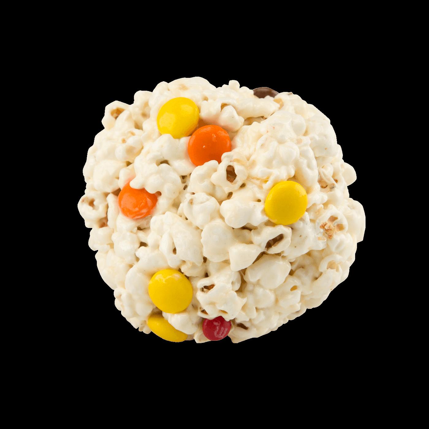 Farmer Jon's Popcorn Balls with Reese's