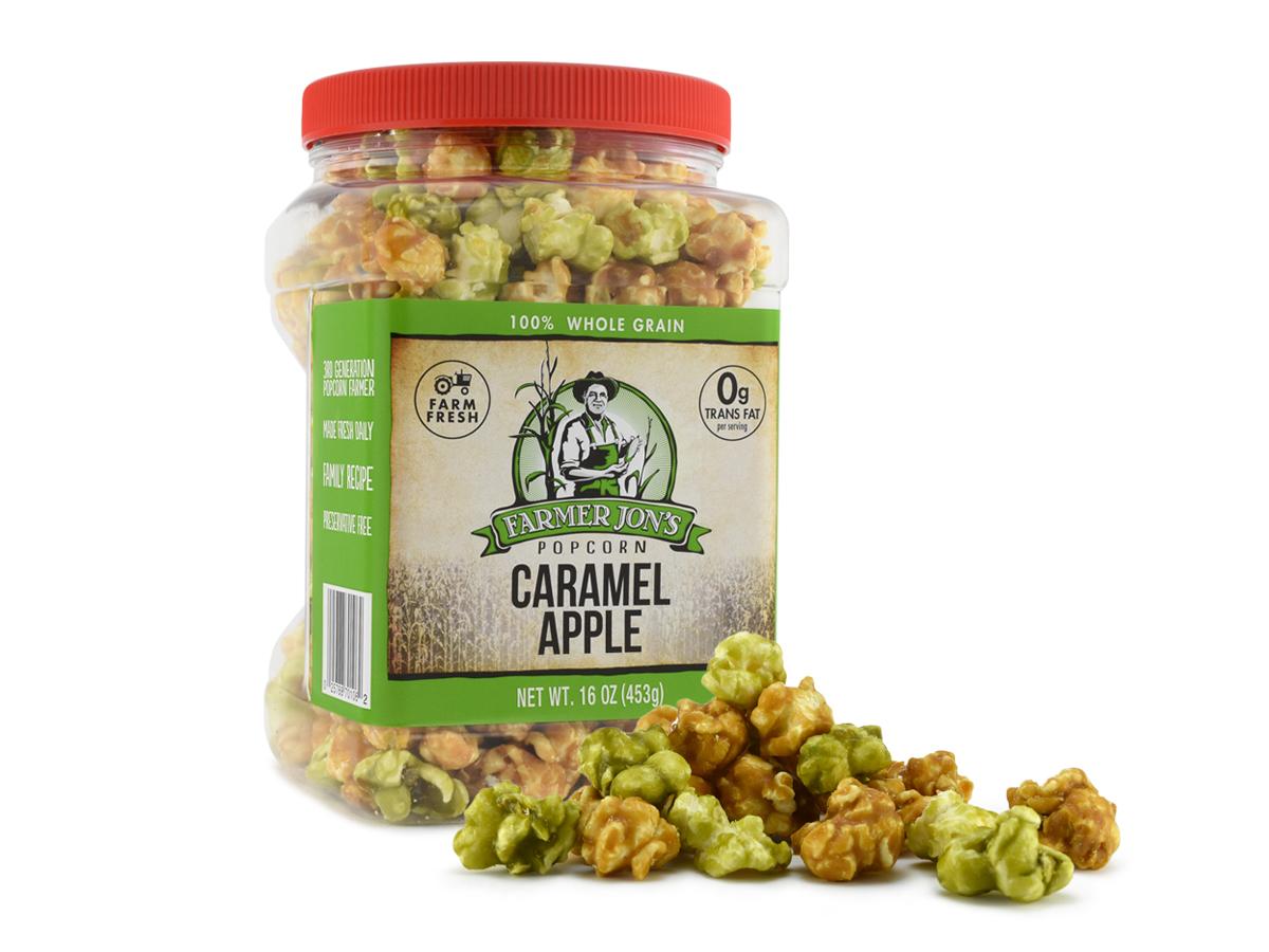 Caramel-Apple-Popcorn-Jar