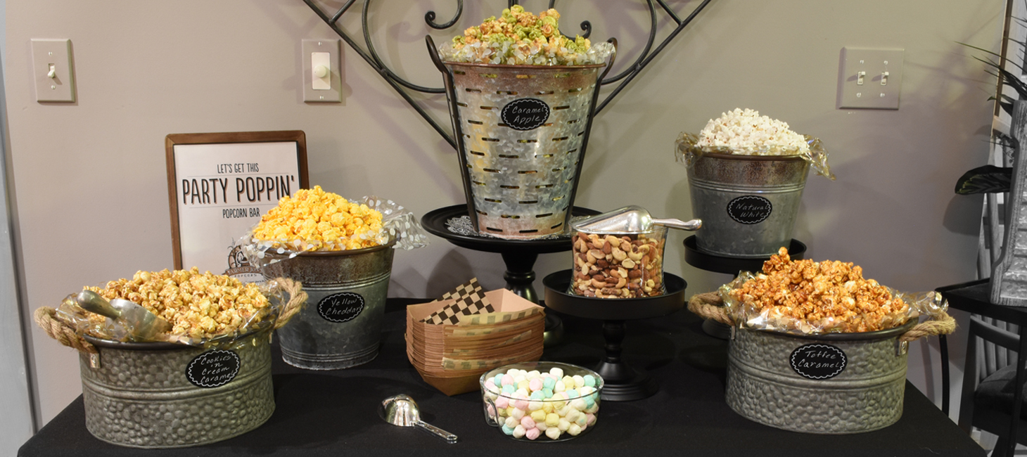 How To Create A Popcorn Bar | Farmer Jon's Popcorn