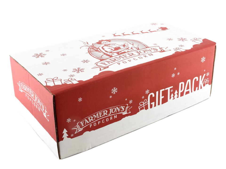 Chocolate Caramel Holiday Gift Pack
