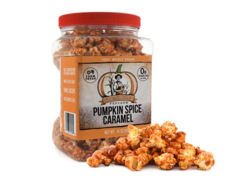 Pumpkin-Spice-Popcorn-Jar