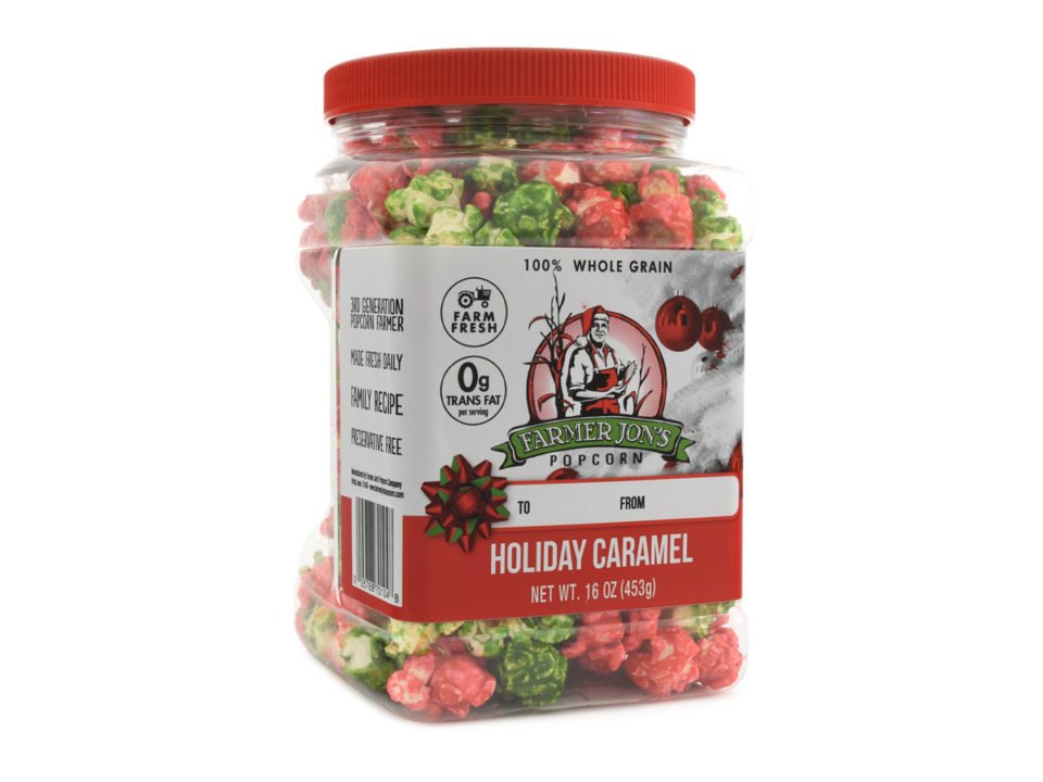 Holiday-Red-Green-Caramel-Popcorn