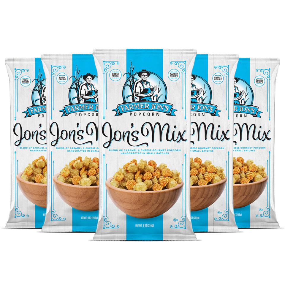 Caramel & Cheese Popcorn 6 Pack